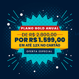Plano Gold Anual